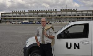 At the time he spoke with The Journal, McGarry was in Cyprus aiding the United Nations in unifying the island.