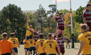 The Gaels handed McMaster their first loss of the year 27-11 on Nixon field.