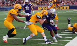Western was the last team the Queen's football team lost to, 27-13 earlier this year at Richardson Stadium.