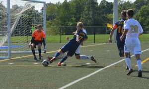 The Gaels last played the Excalibur on September 11 and tied 1-1.