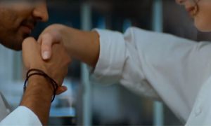 A screenshot from The Hundred-Foot Journey.