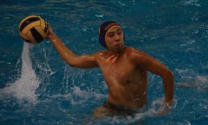 The men's water polo team is preparing for the OUA Championships this weekend.