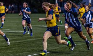 Emma Chown was an OUA-All Star last season for Queen's.