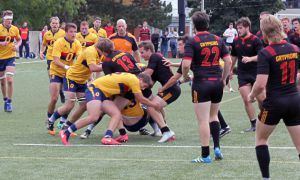 Men's rugby looks set for a deep run in the postseason.