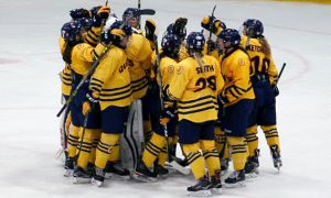 The Gaels' eight goals vs Windsor were their most in a single game this season.