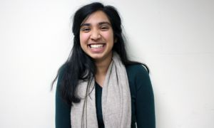 Rector candidate Afsheen Chowdhury, ConEd '19.