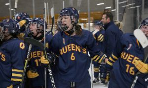 The Gaels play for OUA gold on Saturday.