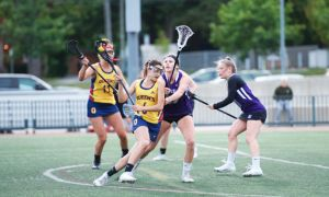 Women's lacrosse has won their first seven games this season.