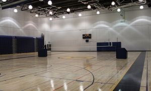 Mitchell Hall is introducing three new gymnasiums, which are currently open to Queen's students.