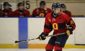Queen's fell the Guelph, the OUA's top-ranked team, 4-1 this weekend.