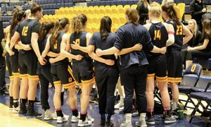 This was the second straight season Queen's has lost in the OUA quarterfinals.