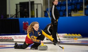 Women's curling came fourth at U Sports Championships this week.