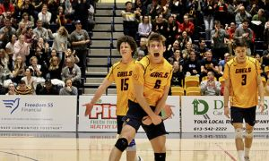 Queen's beat McMaster in for the third time this season at the U Sports Championship.