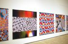 """Rebecca Diederichs's """"Where Impact Occurs"""" is full of energy."""