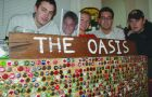 The residents of The Oasis have lived there for three years.