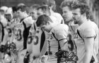 Last year's men's football team reached the playoffs for the first time in three years.