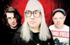 Dinosaur Jr., from left, Lou Barlow, J Mascis and Murph, orginally hail from Amherst, Mass. where they remain involved in the local community.