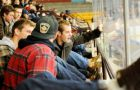 """The annual """"Kill McGill"""" game is one of the Gaels' more popular games at the Memorial Centre. On Oct. 30 about 350 fans watched the McGill Redmen beat the men's hockey team 6-4."""