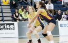 The women's volleyball team have struggled in their past four games despite a 9-1 start to the season.