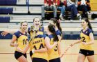At 10-5, the women's volleyball team has defied preseason expectations.