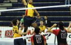Middle hitter Michael Amoroso is one of eight players not returning for the 2012-13 season.