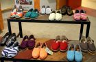 Started in 2006, TOMS can be found at many retail locations including Heel Boy, Aritzia and Urban Outfitters. As of 2010, they have sold over one million pairs of shoes.