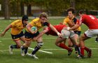 The Gaels are now 5-1 after a 67-5 win over RMC.