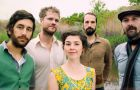 Amanda Balsys' s vocal talents were lent to The Wilderness of Manitoba for their third studio album. Balsys is also part of Kingston-based band The Gertrudes.