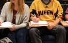 The $2 million fundraising goal is intended to support Queen's varsity teams with more athletic scholarship funding.