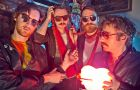 """Zeus founder and guitarist Mike O'Brien says the band's pre-show ritual is to listen to """"Rock this Party (Everybody Dance Now)"""" and chug a bottle of tequila. He jokingly calls it """"The Zeus Method."""""""