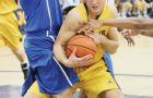 Third-year forward Nikola Misljencevic averaged 11.4 points per game for Queen's in 2011-12.