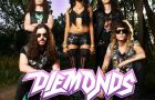 Guitarist C.C. Diemond says having run-ins with the police is all a part of the touring lifestyle for the band.