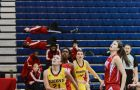 Wing Jenny Wright averaged 12.2 points per game in her second OUA season.