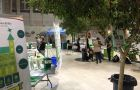 Sustainability week engaging students on campus.