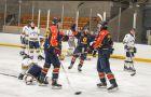 The Gaels topped the Windsor Lancers twice in two days last weekend, winning 3-0 and 4-1 at the Memorial Centre.