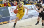 Jenny Wright was one of three Gaels to average double digits in points.