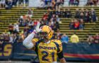 Andrew Lue signed with the CFL's Montreal Alouettes this season.