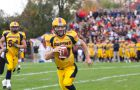 The Gaels and Gryphons met in Queen's second Homecoming game last season. Quarterback Billy McPhee threw for 294 yards, as the Gaels claimed a first-round playoff bye.