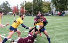 The two-time defending OUA champions have outscored opponents 135-35 this season.