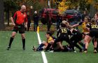 Women's rugby meet the Guelph Gryphons tomorrow in a rematch of the 2012 and 2013 OUA Finals.