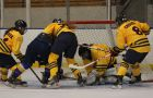 Shootout losses to the Nipissing Lakers and Laurentian Lady Vees were women's hockey's first defeats of the season.