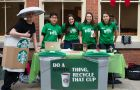 Do A Goode Thing launched at Goodes Hall on Tuesday.