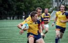 Former Gael Liam Underwood has racked up 34 points in 11 games since being named to Canada's senior men's rugby sevens team.
