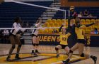 The Gaels forced game five against both Nipissing and Laurentian, winning one of two matches.