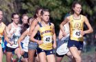 Claire Sumner (right) won the Queen's Invitational (picture) in October and the OUA Championship last weekend.