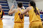 The women's basketball team will host the OUA final four this weekend.