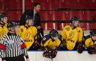 Men's and women's hockey showed no signs of early-season pains this weekend.