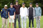 Men's golf placed second at the OUA championships.
