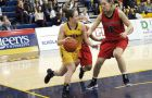 The Gaels shot just 25.1 per cent from the floor this weekend.