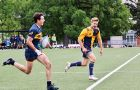 The men's rugby team raced to a 2-0 record this weekend.